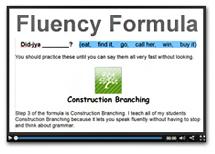 English Fluency Formula