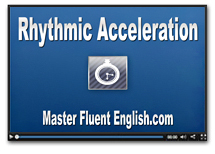 Rhythmic Acceleration