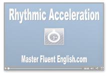 Rhythmic Acceleration